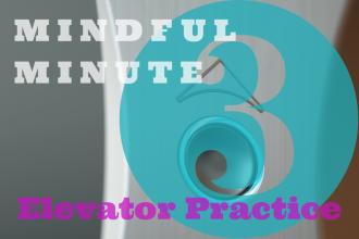 3-Minute Elevator Practice